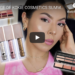 TheMexicanBeauty Kokie Cosmetics YouTube Review