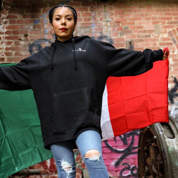 Soy Chicana Black Sweatchirt